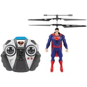 World Tech Toys – Hélicoptère Superman à 2 canaux de DC Comics IR (WTT35888)