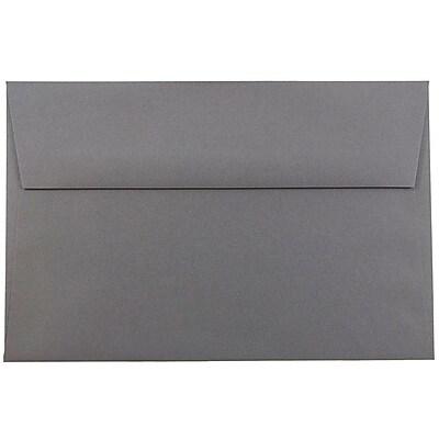 gray 25 pack invitation envelopes