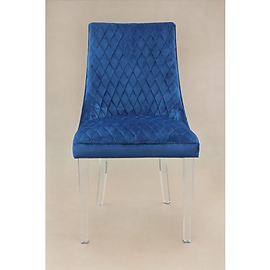 HD Couture Arlene Side Chair (Set of 2)