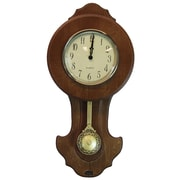 Uniquewise Pendulum Wall Clock