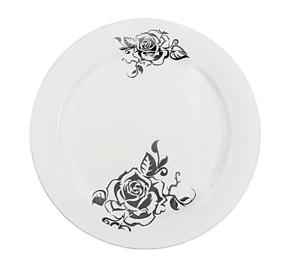 Table to go ''I Can't Believe Its Plastic'' 10'' Dinner Plate (Set of 200)