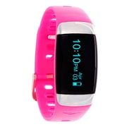Everlast TR7 Activity Tracker and Heart Rate Monitor, Pink