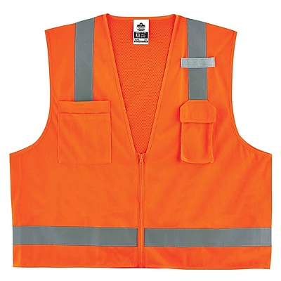 GLoWEAR 8249Z, XS, Orange (24011)