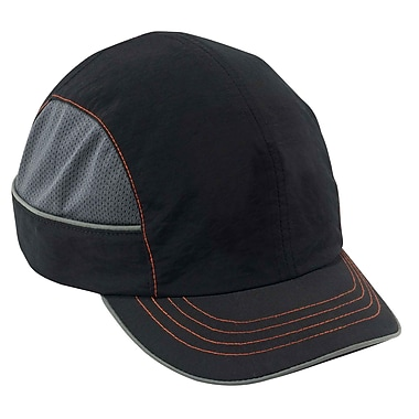 Skullerz 8950XL, Short Brim, Black (23346)