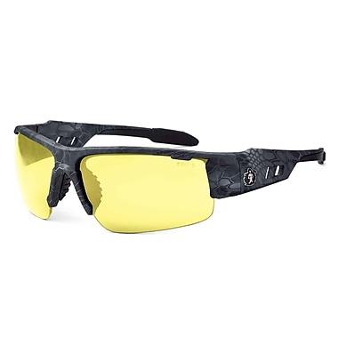 Skullerz DAGR-TY, Yellow Lens, Kryptek Typhon (52550)
