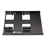 Corsair® CSSD-BRKT2 Black Mounting Bracket for 2 x Solid State Drives