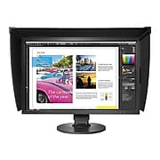 "Eizo ColorEdge CG2420-BK 24.1"" LCD Monitor, Black"