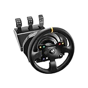 Thrustmaster® 4469021 TX Leather Edition Racing Wheel, Black