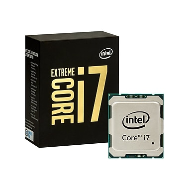 Intel® Core i7-6950X Extreme Edition Server Processor, 3 GHz, Deca-Core, 25 MB Cache (BX80671I76950X)