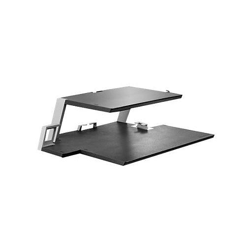 Lenovo® Dual Platform Monitor Stand for ThinkPad Yoga 260 20GT Notebook,  Black (4XF0L37598)