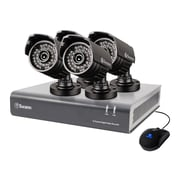 Swann® SWDVK-844004A-US 8-Channel HD Digital Video Recorder with 4 Cameras