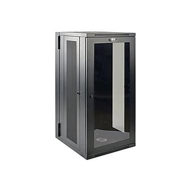 Tripp Lite SRW26USG SmartRack 26U Low-Profile Switch-Depth Wall-Mount Rack Enclosure Cabinet