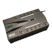 Tripp Lite ECO850LCDTAA 12-Outlet 420 J Standby UPS, 6' Power Cord