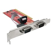 Tripp Lite PCI-D9-02 Plug-in Card PCI Express Card with 16550 UART