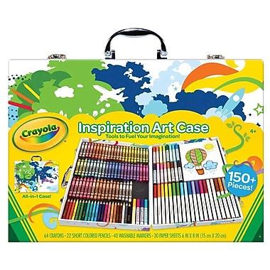 Crayola Inspiration Art Set, 150 Pieces