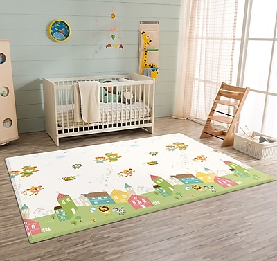 LG Hausys Hello Bear Neverland Play Mat