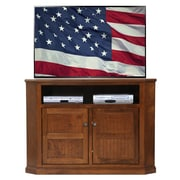 AmericanHeartland 57'' TV Stand; Chocolate Mousse