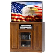 AmericanHeartland 46'' TV Stand; Chocolate Mousse