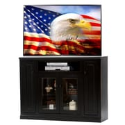 AmericanHeartland 55'' TV Stand; Chocolate Mousse