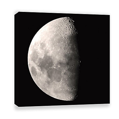 Two Palms Art Bazaar 'Classic Moon No. 4' Photographic Print; 36'' H x 36'' W x 1'' D