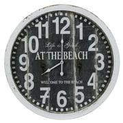 Cooper Classics Oversized 24'' Greenwich Wall Clock