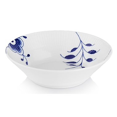 Royal Copenhagen Blue Fluted Mega Dessert Bowl