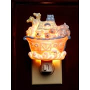 CosmosGifts Noah's Ark Plug-In Night Light
