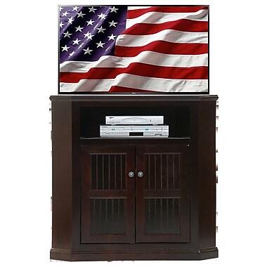 AmericanHeartland 42'' TV Stand; Aquamarine