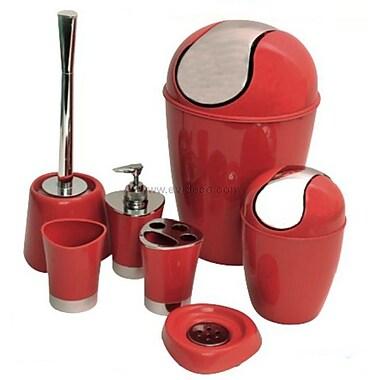 Evideco Shiny PP 11 Bathroom Soap Dispenser