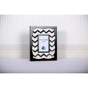 Adams & Co Chunky Wood Chevron Picture Frame