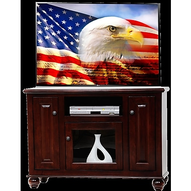 AmericanHeartland Deluxe 47'' TV Stand; Green