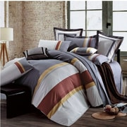 Montebello Fine Linens 5 Piece Comforter Set; King