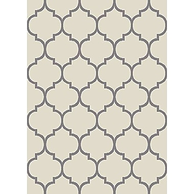 sweet home stores King Cream Area Rug; 7'10'' x 9'10''