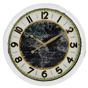 Aspire 23.5'' Skylar Wall Clock