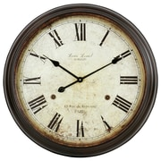 Aspire 25'' Emmaline Wall Clock
