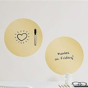 WallPops! Dry Erase Foil Dot Wall Decal