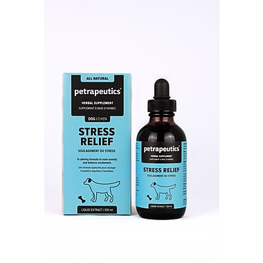 Petrapeutics 21003 Stress Relief for Dog, 100 mL