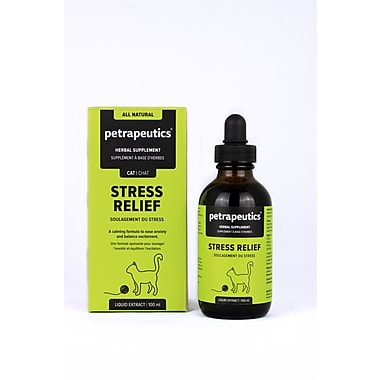 Petrapeutics 21001 Stress Relief for Cat, 100 mL