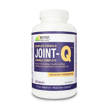 Westcoast Naturals – Suppléments Joint-QMC 30348, 200 capsules, blanc