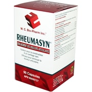 Westcoast Naturals – Rheumasyn, 4  bouteilles x 90 capsules