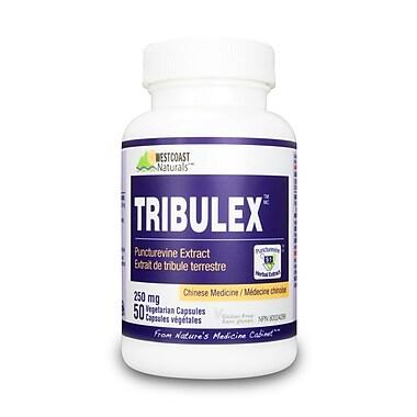 Westcoast Naturals – Tribulex™, 3 x 50 capsules végétales