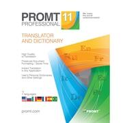PROMT Professional 11 Translation Software, 2015 [Download]