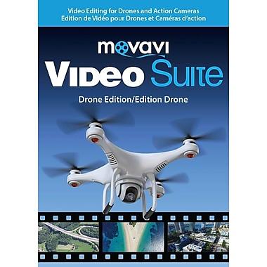 Movavi Video Suite Drone Edition, 2016 [Download]