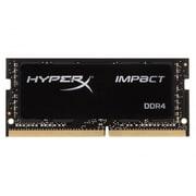 Kingston® – Mémoire informatique HX424S14IB/16 Hyperx Impact module de 16 Go, DDR4 2400 MHz DIMM C14, noir