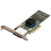 ATTO 8-Port External 6 Gbps SAS/SATA RAID Adapter, Black