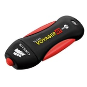Corsair® 256GB 230 Mbps Read/160 Mbps Write USB Flash Drive, Black& Red (CMFVYGT3B-256GB)