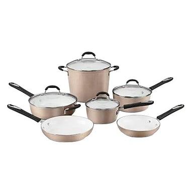 Cuisinart® Elements 10 Piece Cookware Set, Champagne (59-10CH)