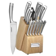 Cuisinart® C99SS-15P Classic® Stainless Steel 15 Piece Cutlery Set with Block