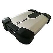 IronKey DataLocker 500GB USB 3.0 External Hard Drive, Black/Silver (MXKB1B500G5001FIPS-E)