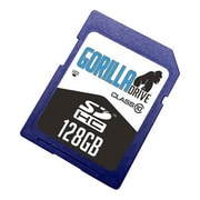 EP Memory GorillaDrive™ Class 10 128GB SDHC Memory Card